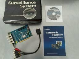 Placa Geovision GV 600-4