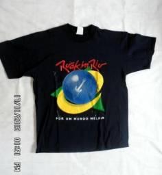 Camiseta Rock in Rio III - 2001