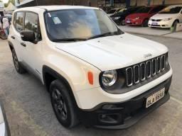 Vendo/troco/financio - jeep renegade sport ano 2016/2016 manual único dono. - 2016