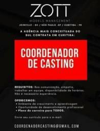 Coordenadora de Casting