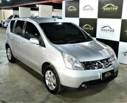 Nissan Livina 1.8 SL Automática 2009/2010 * Única Dona* 59 mil km - 2010