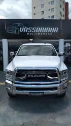 Dodge/Ram.2018/2018 .Laramie 2500 Cab.Dupla.4x4 Aut.Diesel.Branca - 2018