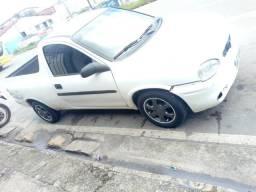 Pick Up Corsa - Branco - 2002