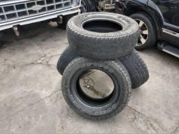 Jogo de Pneus Camionete 245/70 r16