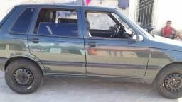 Uno Fiat Emplacado - 1993