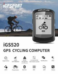 Gps Igpsport Igs520 Lançamento C/bluetooth + Strava
