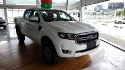 Ford Ranger XLS 4x2 TB Diesel Aut - Branca - Zero Km - Pronta Entrega