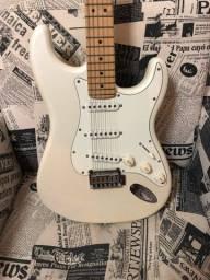 Stratocaster Squier Fender Deluxe comprar usado  Porto Alegre