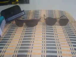 Oculos de sol original com lente polarizada, usado comprar usado  Boa Vista