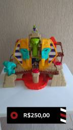 Imaginext Pirâmide da Serpente