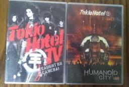 Kit DVDs Tokio Hotel