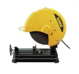 "Serra rápida portátil 14"" 2.300 watts para cortes em metais - D28730"