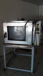 Vendo forno de essar pão 05 Telas