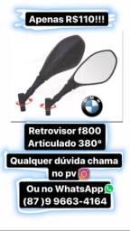 Retrovisor f800