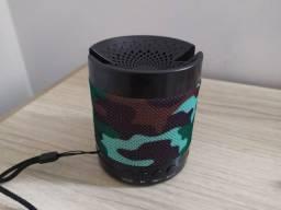 Caixinha de som Bluetooth portátil - Top