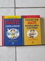 Livros Nate