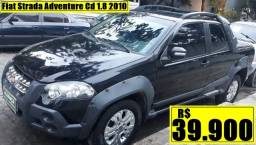 Título do anúncio: Fiat Strada Adventure Cd 1.8 2010