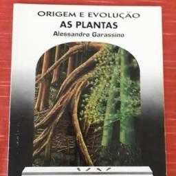 As Plantas, Col Origem e Evolução. Alessandro Garassino. Ed Moderna