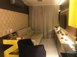 Título do anúncio: Belíssimo Apartamento mobiliado para Venda no Joaquim Borges no Costa e Silva.