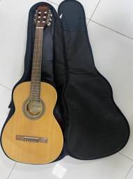 Violão Giannini Gwnx6 N + Capa Protetora