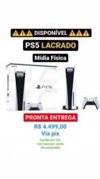 Título do anúncio: PS5 LACRADO PRONTA ENTREGA