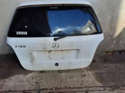 Tampa traseira Mercedes classe a com vigia