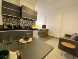 Flat para aluguel, 1 quarto, 1 suíte, 1 vaga, Estoril - Belo Horizonte/MG