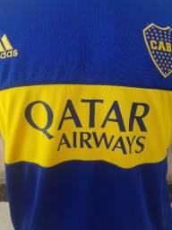 Camisa Adidas Boca Juniors