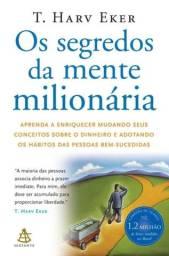 """Título do anúncio: livro """"Os segredos da mente milionária"""" de T. Harv Eker"""