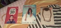 Livros por R$15,00