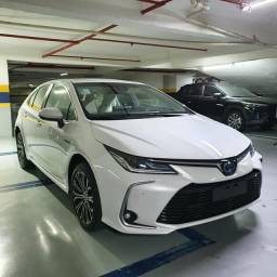 Título do anúncio: Toyota corolla altis premium hibrido 2022 zero km 184,900
