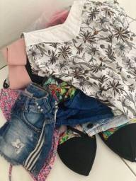 Título do anúncio:  Várias roupas 2 reais cada