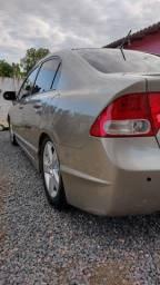 Título do anúncio:  New Civic LXS Flex 2008 LEGALIZADO