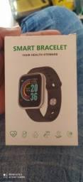 Título do anúncio: 65 reais Relógios smartwatch D20