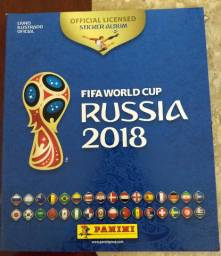 Álbum Copa da Rússia 2018