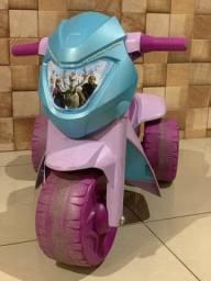 Moto Elétrica da Frosen