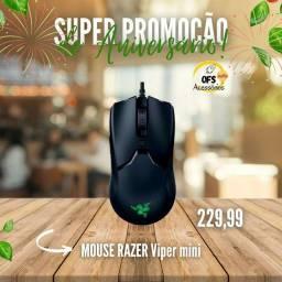 Título do anúncio: Mouse Gamer RAZER VIPER Mini