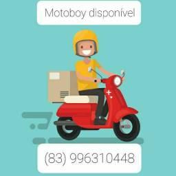 Mototáxi e motoboy disponível