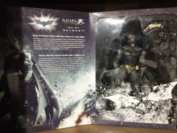 Batman e Coringa - Play arts Kai The Dark Knight Trilogy Nº1 e Nº4