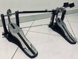 Super Pedal Duplo MAPEX P600T Semi Novo