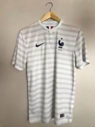Título do anúncio: Camisa Nike França Away 2014-2015 P ORIGINAL