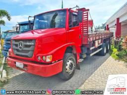 MB Atron 1319 Truck Reduzido - Carroceria 8,00 M