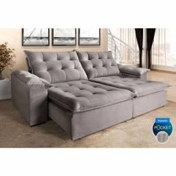 Sofa  retrátil e recrinavel