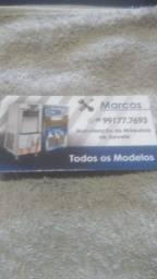 Título do anúncio: Manutenção de máquinas de sorvetes
