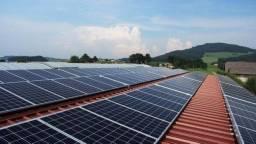 Energia Solar (placa fotovoltaica)