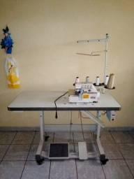 maquina de costura overlock industrial. preço negociável