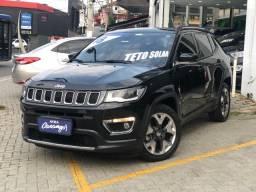 Jeep Compass Limited + Teto Panorâmico