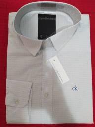 Camisas sociais multimarcas novas