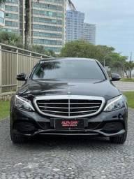 Título do anúncio: Mercedes benz c180 2017 Apenas 5 mil km