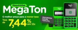 Maquininha Ton
